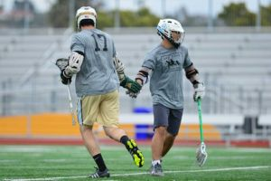San Diego Lacrosse #1 seed in playoffs